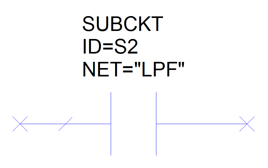 Assigning Default Symbols For Subcircuits Tip Of The Day Awr